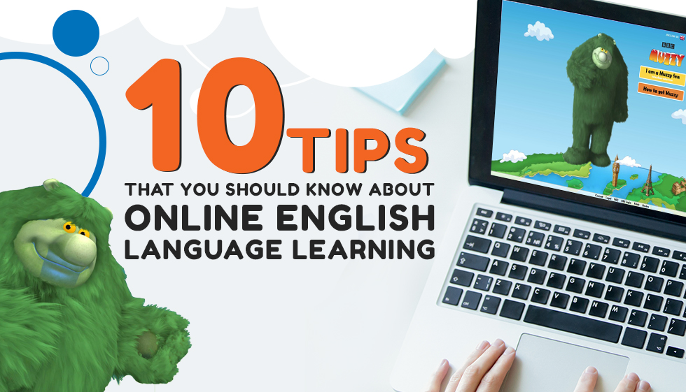 10 tips for online english language learning
