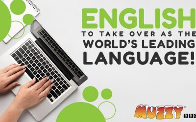 English To Take Over As The World's Leading Language!
